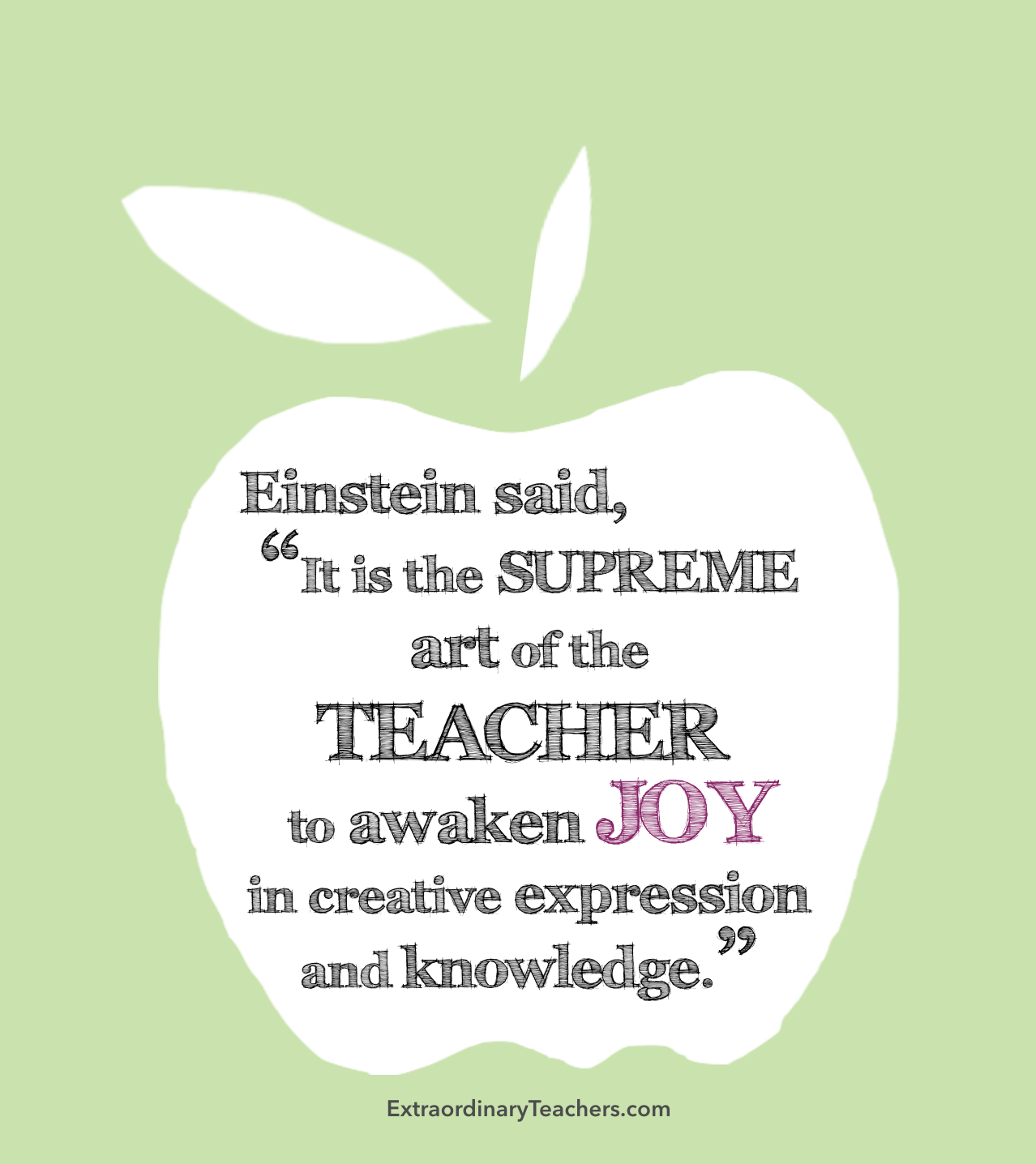 Inspiration Quotes For Teachers: Inspiring Teacher Quotes